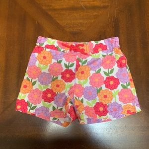 Girl's Gymboree Swim Shorts size 6